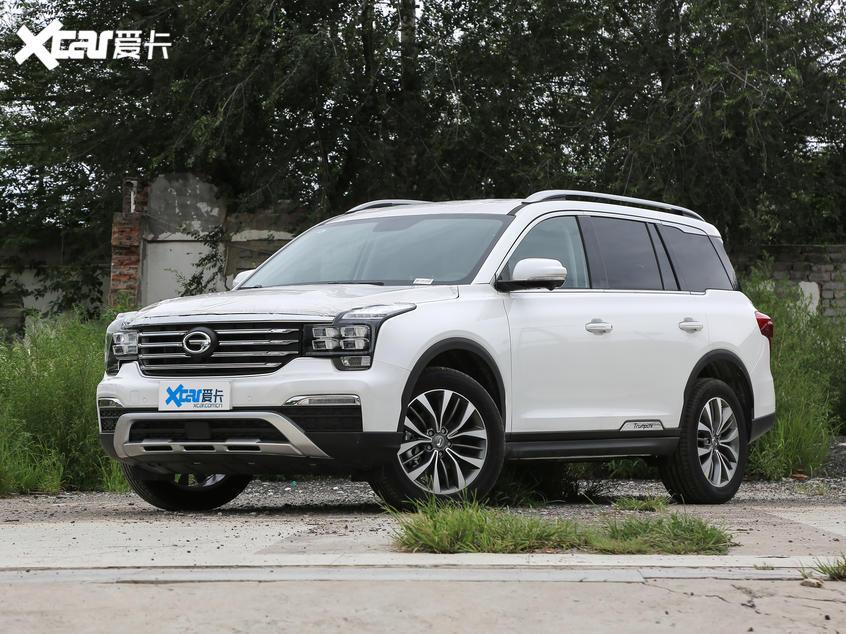 广汽乘用车2019款传祺GS8