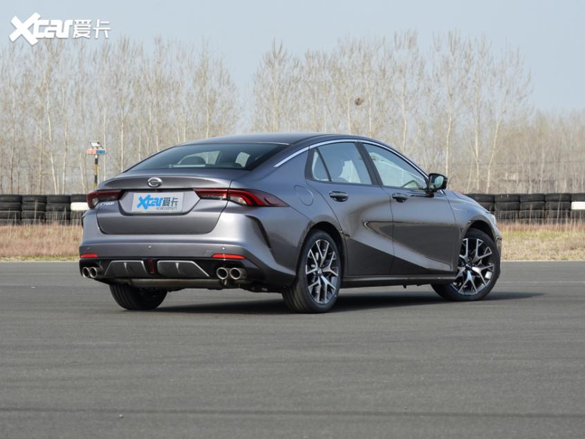 广汽传祺影豹将7月上市 紧凑四门轿跑车