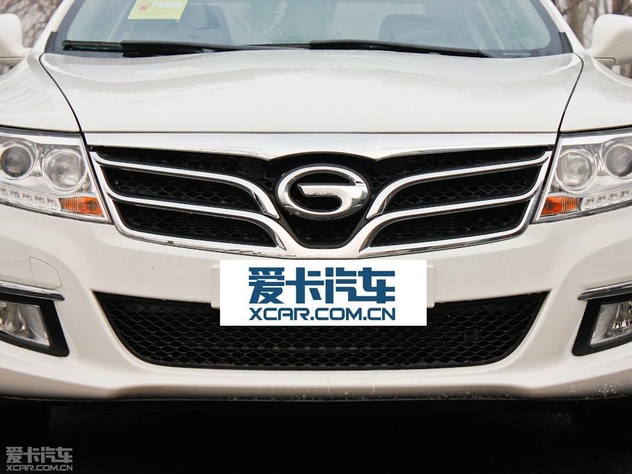 2013款传祺GA52.0L 自动精英版
