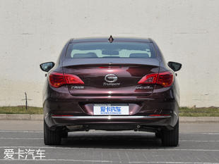 广汽乘用车2015款传祺GA6