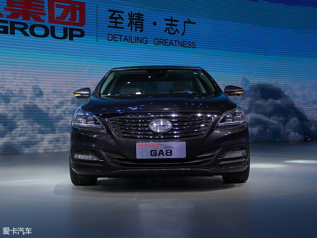 广汽乘用车2016款传祺GA8