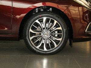 2016款235T G-DCT豪华版 轮胎