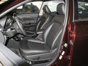 2016款235T 自动豪华版 前排座椅