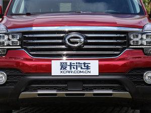2017款320T 豪华智联版 中网