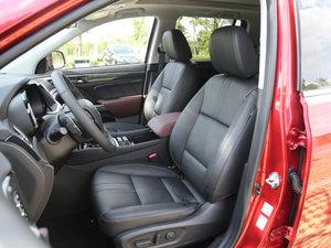 2017款320T 豪华智联版 前排座椅