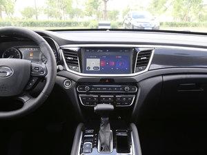 2017款320T 豪华智联版 中控台