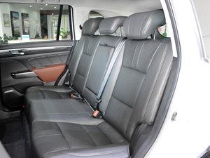2017款320T 豪华智联版 后排座椅