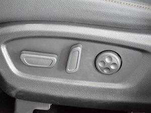 2017款320T 豪华智联版 座椅调节