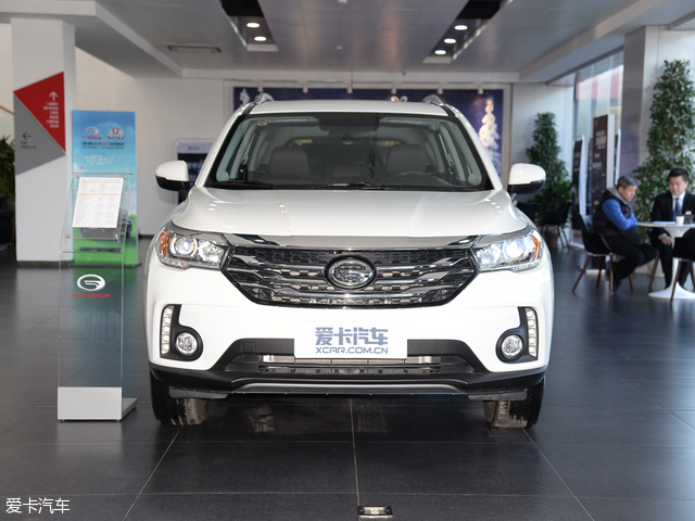广汽乘用车2017款传祺GS4
