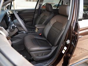 2017款235T 自动两驱豪华智联版 前排座椅