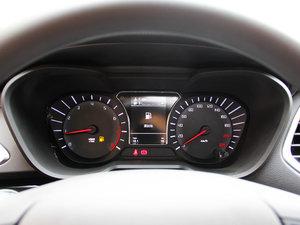 2017款200T 手动两驱舒适版 仪表