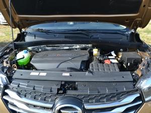 2017款235T 自动两驱精英版 发动机