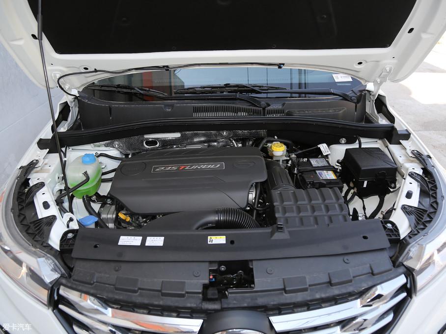 2018款传祺GS4235T 自动两驱精英版