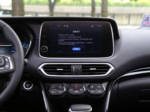 2018款235T 自动两驱至尊版 中控台