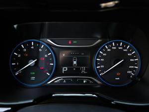 2018款235T 自动两驱精英版 仪表