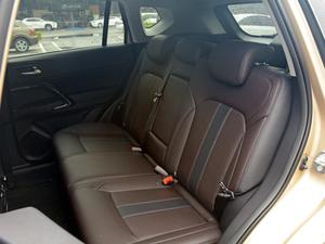2018款235T 自动两驱豪华智联版 后排座椅