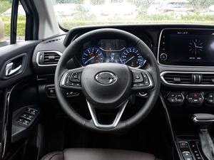 2018款235T 自动两驱豪华智联版 方向盘