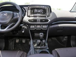 2018款200T 手动两驱精英版 中控台