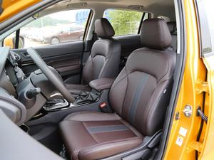2018款200T G-DCT 两驱精英版 前排座椅