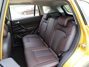 2018款200T G-DCT 两驱精英版 后排座椅