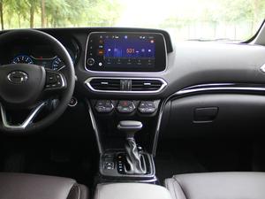 2018款235T 自动两驱豪华智联版 中控台