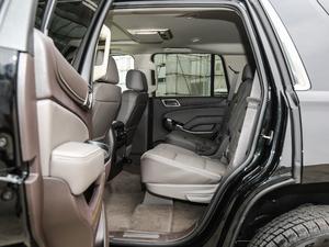 2018款6.2L DENALI至尊版 4WD 后排空间