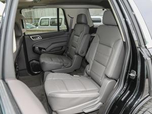 2018款6.2L DENALI至尊版 4WD 后排座椅