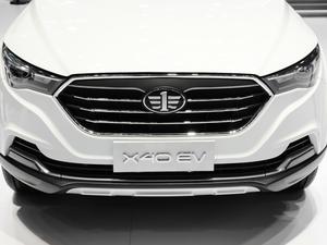 2019款EV400 尊享型 中网