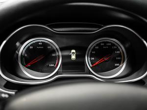 2019款EV400 尊享型 仪表
