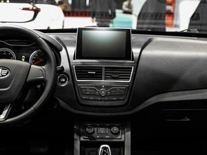 2019款EV400 尊享型 中控台