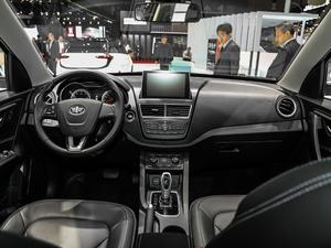 2019款EV400 尊享型 全景内饰