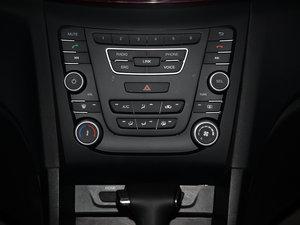 2016款1.4T 自动运动豪华型 中控区