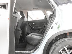 2017款1.6L 自动尊贵型 后排空间