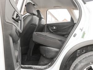 2017款1.6L 自动尊贵型 后排座椅放倒