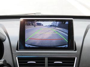 2017款1.6L 自动豪华型 中控台显示屏