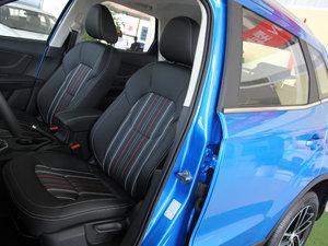 2017款1.6L 手动豪华型 前排座椅