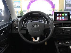 2017款1.6L 手动豪华型 方向盘
