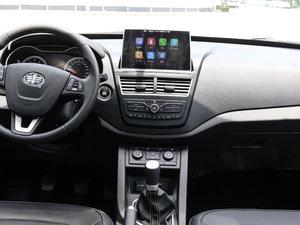 2017款1.6L 手动尊享型 中控台
