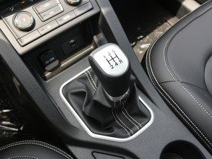 2017款1.6L 手动尊享型 变速挡杆