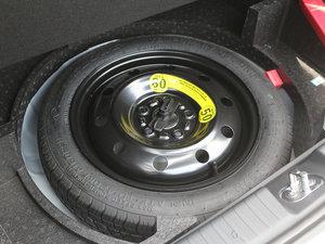 2017款1.6L 手动尊享型 备胎