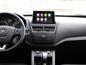 2018款网红版 1.6L 自动豪华型 中控台