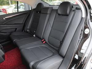 2017款2.0T 豪华型 后排座椅
