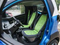 空间座椅宝骏E100前排座椅