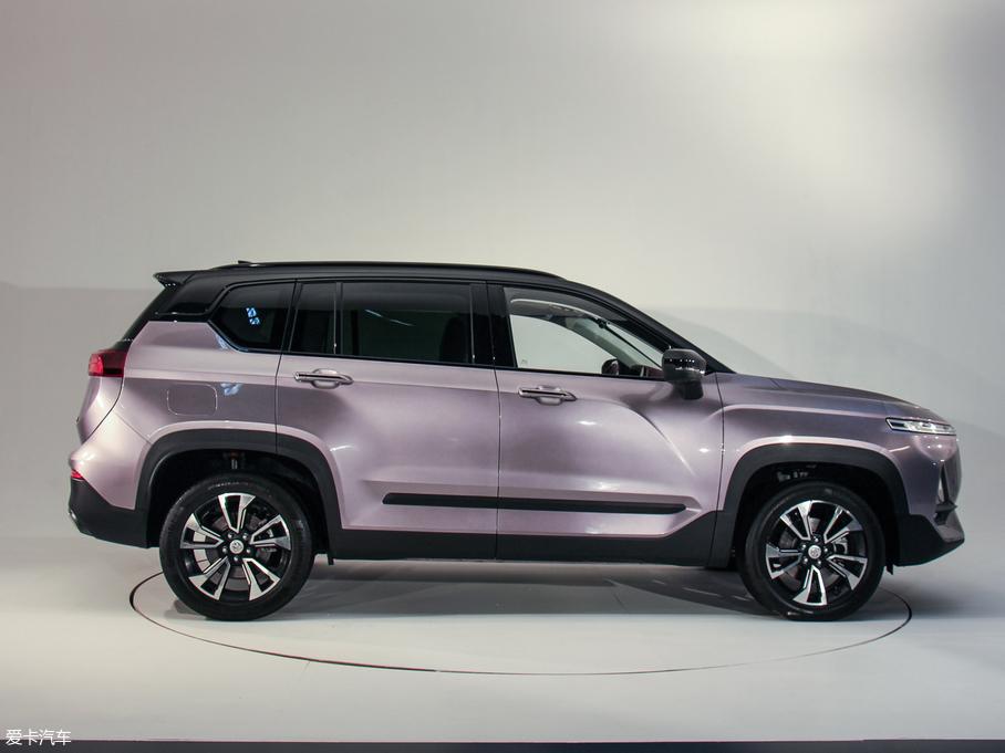 宝骏汽车2018款宝骏RS-5