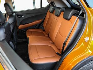 2019款1.5L 自动优享型 后排座椅