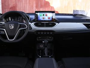2019款1.5T CVT尊贵型 中控台