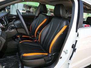 2016款1.2L 手动豪华型 前排座椅