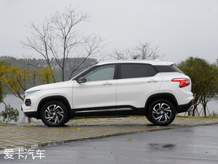宝骏汽车2017款宝骏510