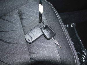 2017款1.5L 手动舒适型 钥匙