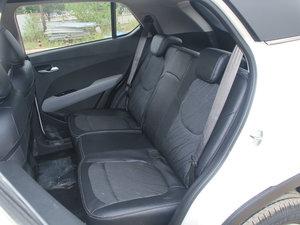 2017款1.5L 手动时尚型 后排座椅